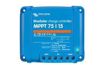 BlueSolar MPPT 75/10, 75/15, 100/15 & 100/20