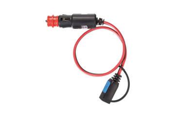 12V cigarette lighter plug