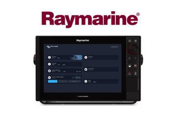 Marine MFD GX integration - Raymarine