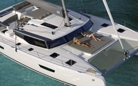 "Fountaine pajot sa ""Aquarius iii  /"""