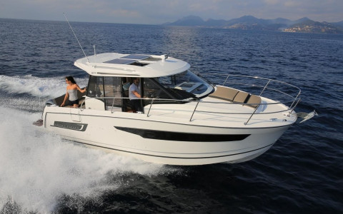 Merry Fisher 895, Calypso