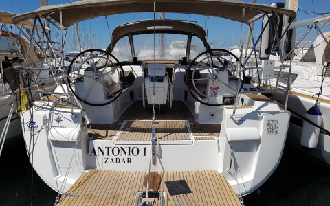 "Sun odyssey 469 ""Antonio 1"""